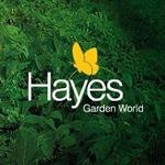 Hayes Garden World Voucher Code
